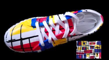 Customisation Inspiration Mondrian 1