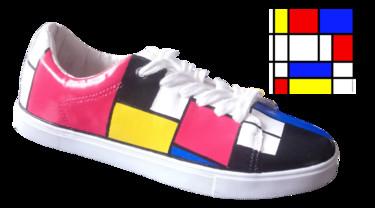 Customisation inspiration Mondrian 2