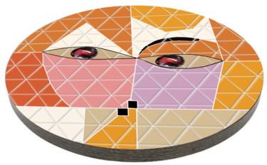 Plateau de table essai Paul Klee